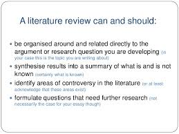 what is a literature review and why it is written non literature reviews and academic writing 8 728