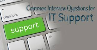 30 Common It Support Interview Questions And Answers Wisestep