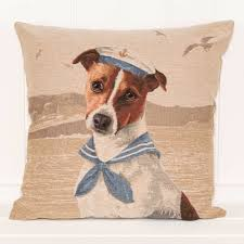 Sailor Dog Cushion