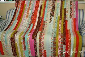 Jelly Roll Race Quilt :: Directions & Notes - Wee Folk Art &  Adamdwight.com