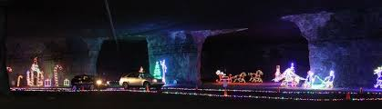 Cave Christmas Lights Louisville Lights Under Louisville Louisville Mega Cavern Christmas