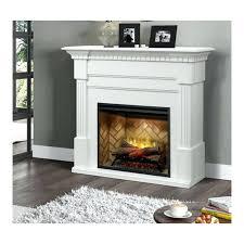 electric fireplace with mantle lexington mantel surround