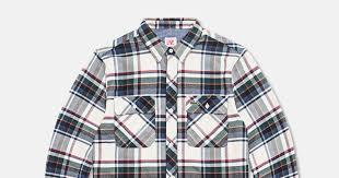 Где купить мужскую <b>рубашку</b> в клетку: 9 вариантов от одной до ...