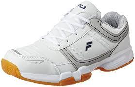 fila men s shoes. fila men\u0027s set 5 white, grey and gum tennis shoes -10 uk/india men s