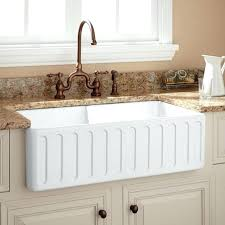 33 inch a sink double bowl farmhouse sink with fluted front 33 inch a sink base 33 inch a sink inch a front workstation farmhouse kitchen