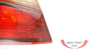 Combination Light Left Rear Tail Brake Combination Light Honda Goldwing Gl1800 01 05 33560mca601