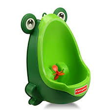 Foryee Cute Frog Potty Training Urinal for Boys with ... - Amazon.com