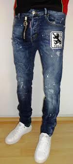 Dsquared2 Jeans Size Chart Nuevo Dsquared Azul Slim Ss17 Jeans De Hombre Dsquared 2 D2