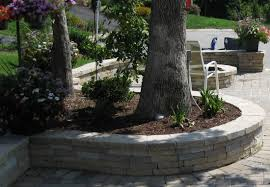 Retaining Wall Seating Retaining Walls Richmond Va Wall Installation Seating Walls