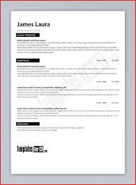 Beautiful Admin Resume Format Download Personal Leave