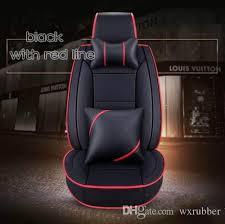 2018 new type luxury pu leather auto