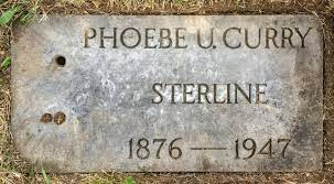 Ursula Phoebe Fisher Curry (1876-1947) - Find A Grave Memorial