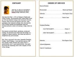 Memorial Bulletins For Funerals In Loving Memory Of Nanay