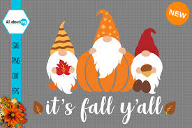 Free download gnome svg icons for logos, websites and mobile apps, useable in sketch or adobe illustrator. It S Fall Y All Fall Gnomes Graphic By All About Svg Creative Fabrica