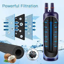 Wrs325fdam04 Freezer Light 1 4 Pcs Refrigerator Water Filter For Wrs325fdam04 Wrs325fdam02 Wrs322fdaw04