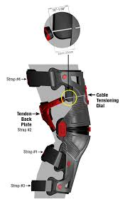 Mobius X8 Size Chart Mobius Brace Tech Specs And Sizing Information