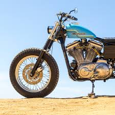 hollywood harley a sportster 883 dirt tracker bike exif