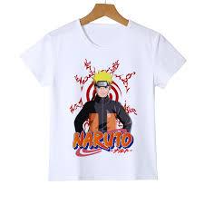Summer Childrens Youth Kakashi <b>Anime Naruto Tshirt Boy</b> Girl ...