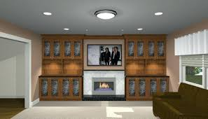 tv over fireplace ways to hide wall cabinet contemporary stand with