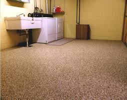 painted basement floorsInterior Epoxy Paint for Your Idea of Painting Basement Floors
