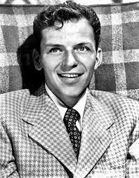 frank sinatra 1940s celebrities mens hairstyles