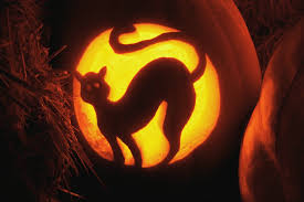 Cat Jack O Lantern Pattern Magnificent Inspiration Ideas