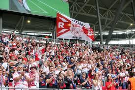 We did not find results for: Ohne Freien Vorverkauf Tickets Fur Heimspiel Gegen Vfb Stuttgart Rblive