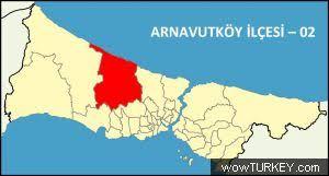 arnavutköy haritası ile ilgili görsel sonucu