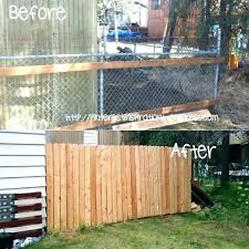 Privacy Screen For Chain Link Fence Mesh Privacy Screen For Chain