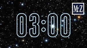 3 Minute Countdown Timer Rome Fontanacountryinn Com
