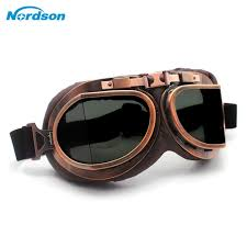 Discount This Month <b>Nordson Motorcycle Goggles</b> Glasses Vintage ...