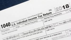 More Taxpayers Will Owe The Irs In April Because Of