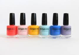 Dazzle Dry Color Chart Olivia Frescura Los Angeles Beauty Lifestyle Blog