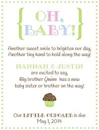 Birth Announcement Quotes Fascinating New Baby Announcement Quotes