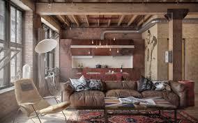 loft industrial furniture. Image Gallery Of Industrial Loft Style Layout 12 Lofts | Furniture \u0026 Home Design Ideas