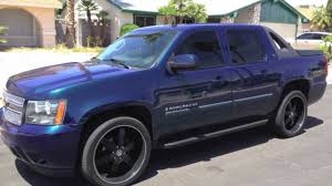 Avalanche chevy avalanche 2007 : 2007 CHEVROLET AVALANCHE CUSTOM ( BETTER PERFORMANCE AND GAS SAVER ...
