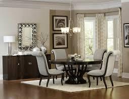 he 5494 76 7 pc savion collection espresso finish wood pedestal round oval