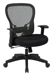black fabric plastic mesh ergonomic office. perfect ergonomic ergonomic office chair for all day comfort while you work 529 series   deluxe spacegrid back chair with mesh seat and flip arms adjustable lumbar support  in black fabric plastic office h