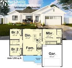 net zero home plans luxury plan dj split bedroom starter home plan
