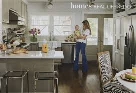 Southern Living Kitchen Designs Green Street Two Small Yet Stylish Kitchens