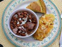 Pinto beans are an excellent dish that can be served on its own, or used as an ingredient in a dip, soup, or quesadilla. Mommy S Kitchen Recipes From My Texas Kitchen Crock Pot Pinto Beans Ham