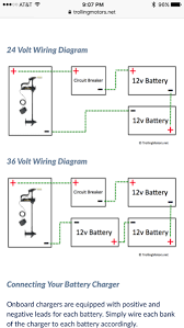 24v trolling motor wiring diagram 24v image wiring 24 volt wiring diagram for trolling motor wiring diagram and hernes on 24v trolling motor wiring