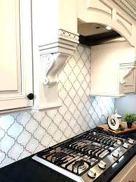 arabesque tile kitchen backsplash beautiful kitchen ideas