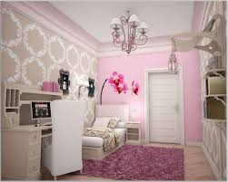 Quirky Bedroom Interior Quirky White Chandelier On The White Ceiling Girls