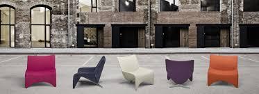 Furniture Danish Recliner Chair