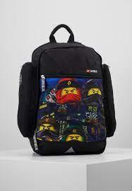 Lego Bags VENTURE SCHOOL BACKPACK - Schulranzen - black/schwarz - Zalando.de