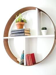 5 of the best circle shelves interiors 5 of the best circle shelves circle wall shelf round shelves for the wall
