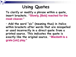 direct qoute using quotations ppt video online download