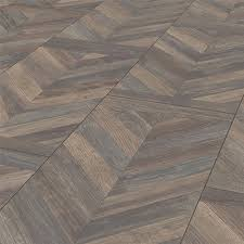 My Style 8mm Chateaux Oak Embossed Herringbone Laminate Flooring