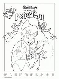 Jake And The Neverland Pirates Peter Pan Coloring Pages Color Bros